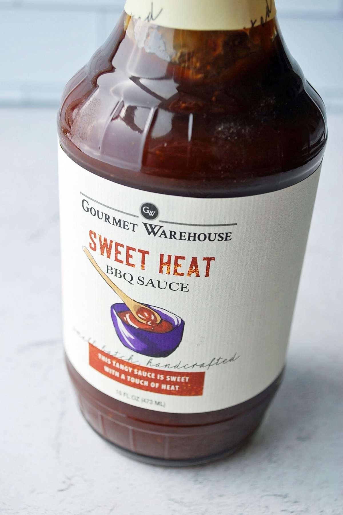 Gourmet warehouse sweet heat barbecue sauce