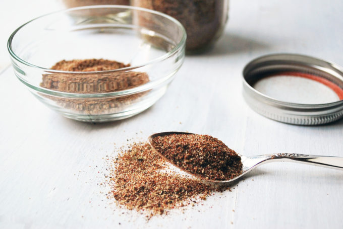 A delicious taco seasoning recipe from scratch