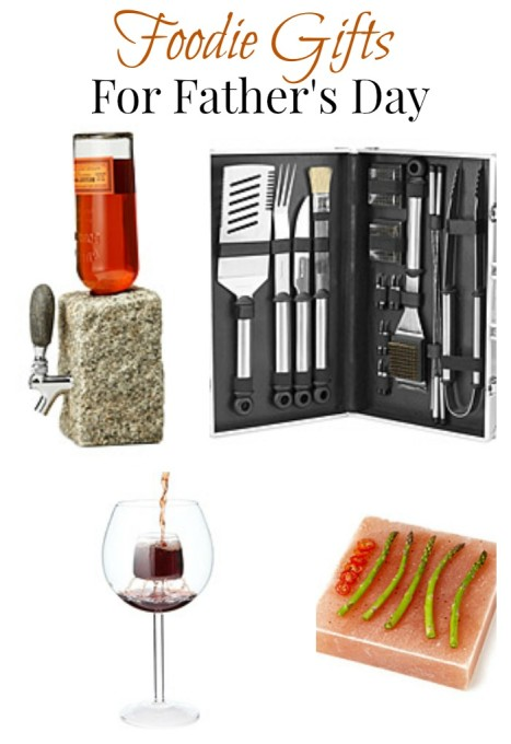 Foodie Gifts For Father's Day