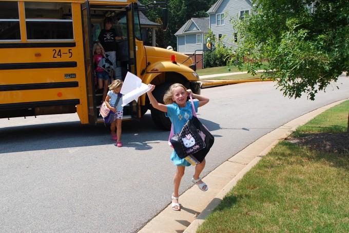 Lauren bus
