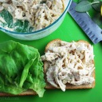 Lemon Sage Chicken Salad
