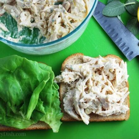 emon Sage Chicken Salad
