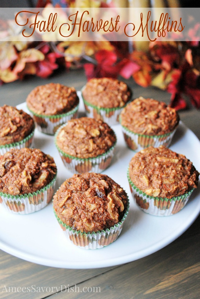Fall Harvest Muffins