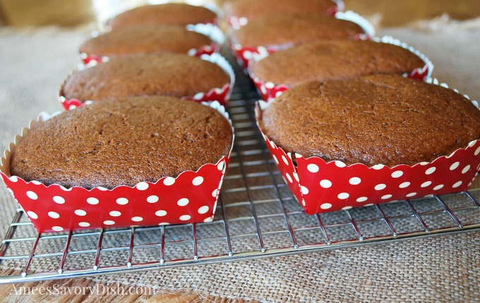 Soft Gingerbread Loaves