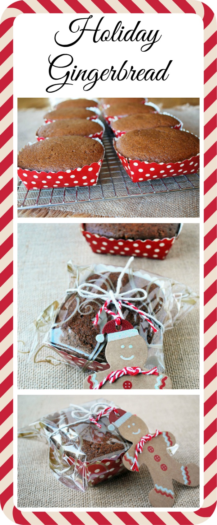Holiday Soft Gingerbread Recipe