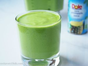 Dole Green Protein Smoothie