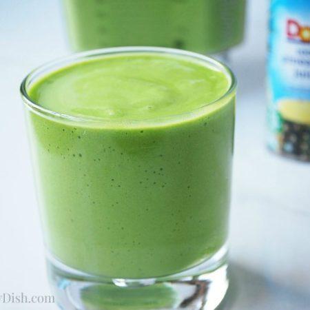 Dole Green Protein Smoothie