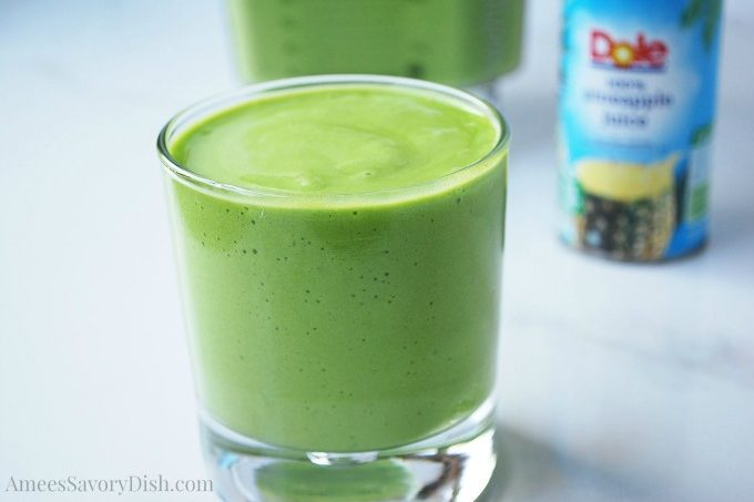 Favorite Green Drink Recipes