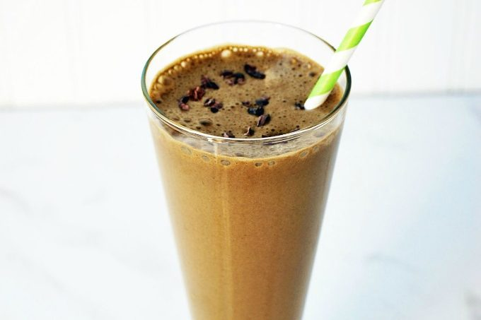 Chocolate Date Supershake