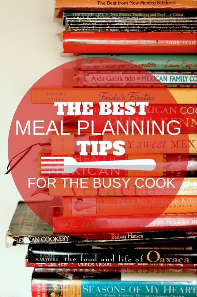 meal planning tips guest