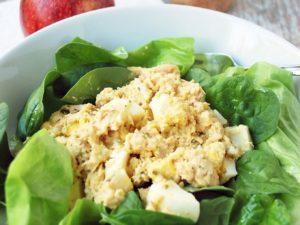 5 minute tuna salad