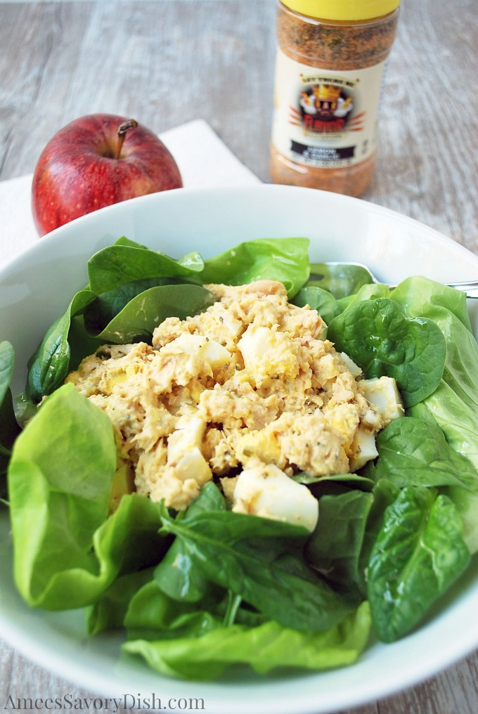 5 minute tuna salad recipe