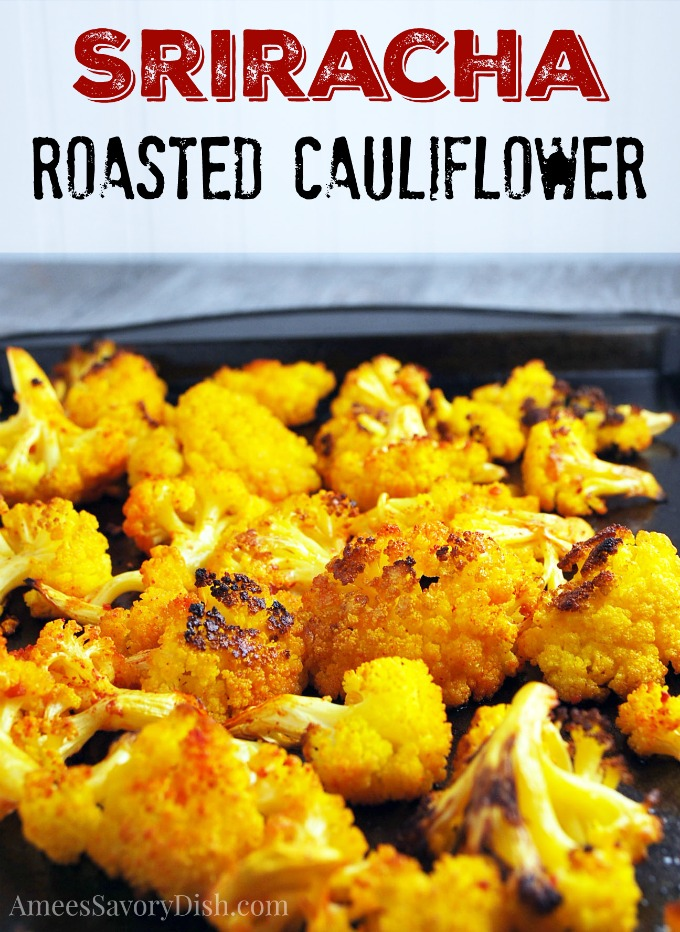Sriracha Cauliflower