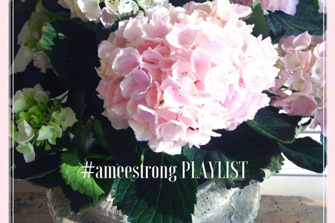 Motivational Songs #ameestrong Playlist