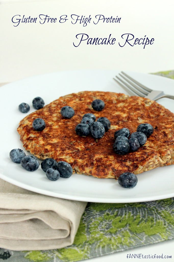 flour free pancake