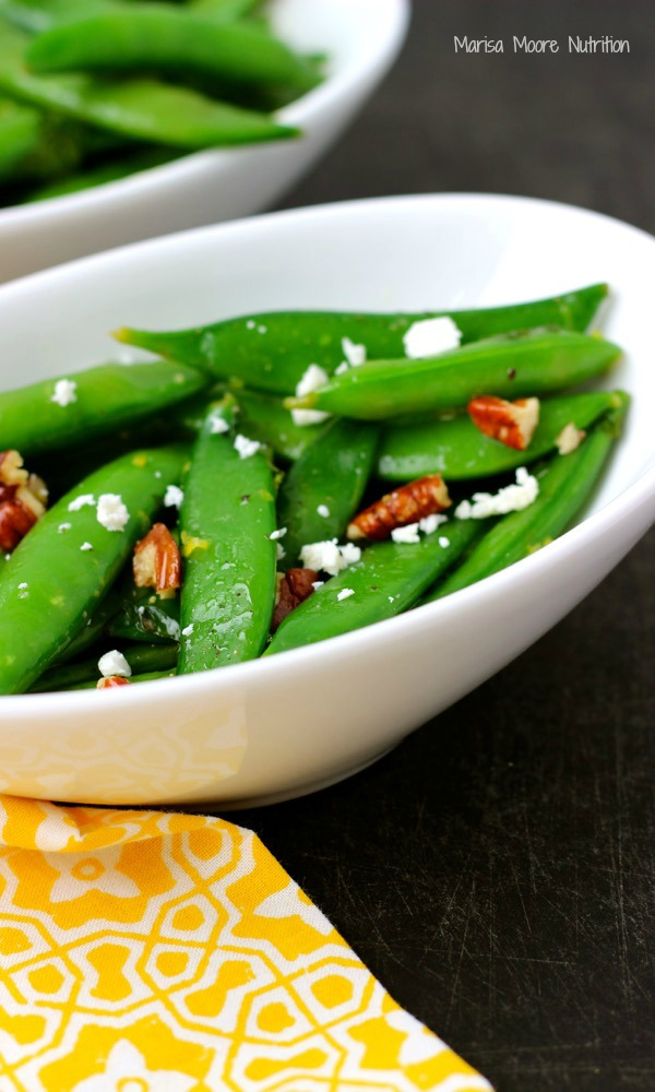 sugar snap peas recipe