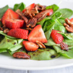 salad-spinach-strawberry