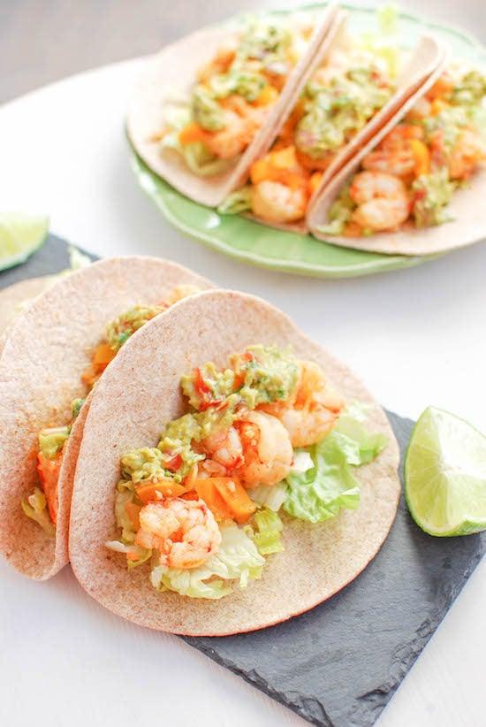 Shrimp Tacos guest post