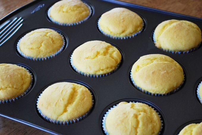 Pillsbury Gluten Free Vanilla Cupcakes