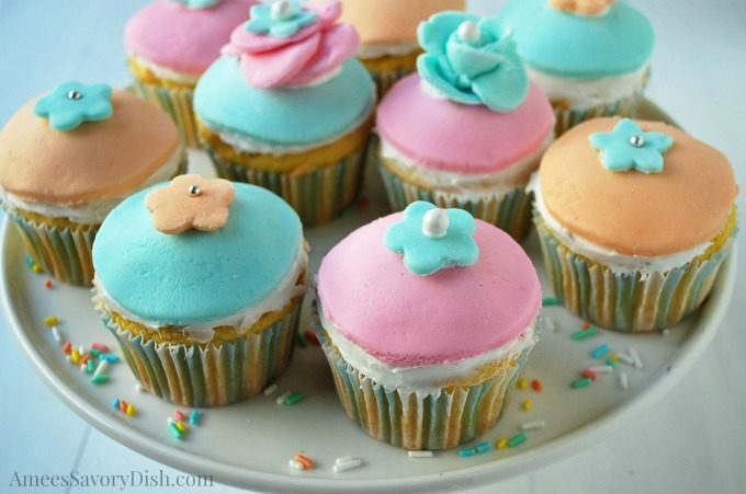 Gluten-Free Cupcakes For Spring