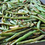 Roasted Green Beans 7