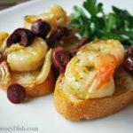 Spanish Garlic Shrimp recipe