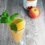 Apple Ginger Sparkler