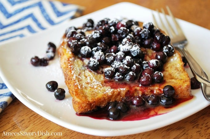 Healthy French Toast recipe