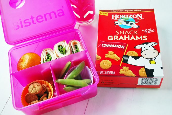 Horizon BTS post lunchbox