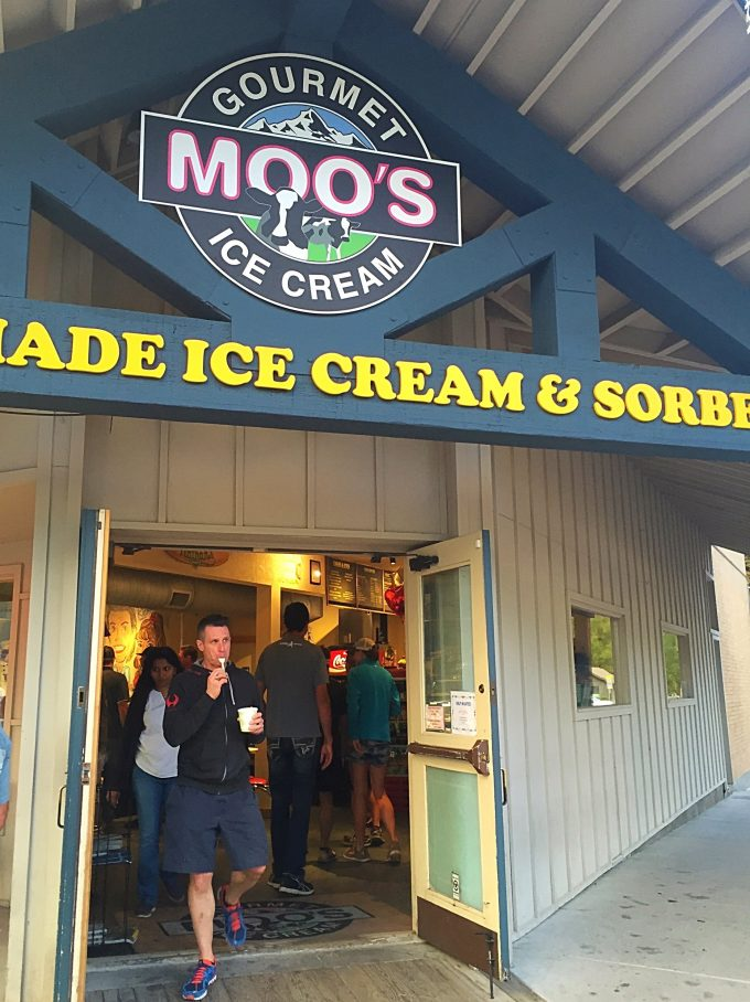 Moo's Ice Cream