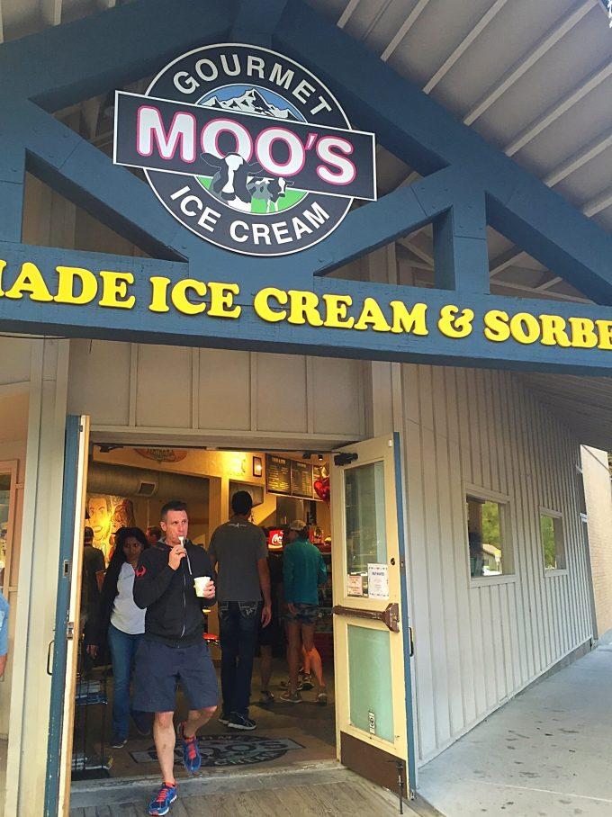 Moo's Ice Cream