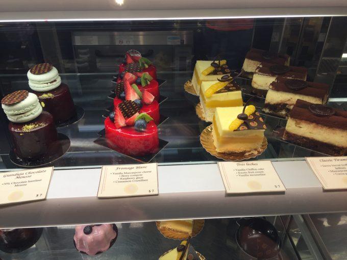 Coco Love desserts