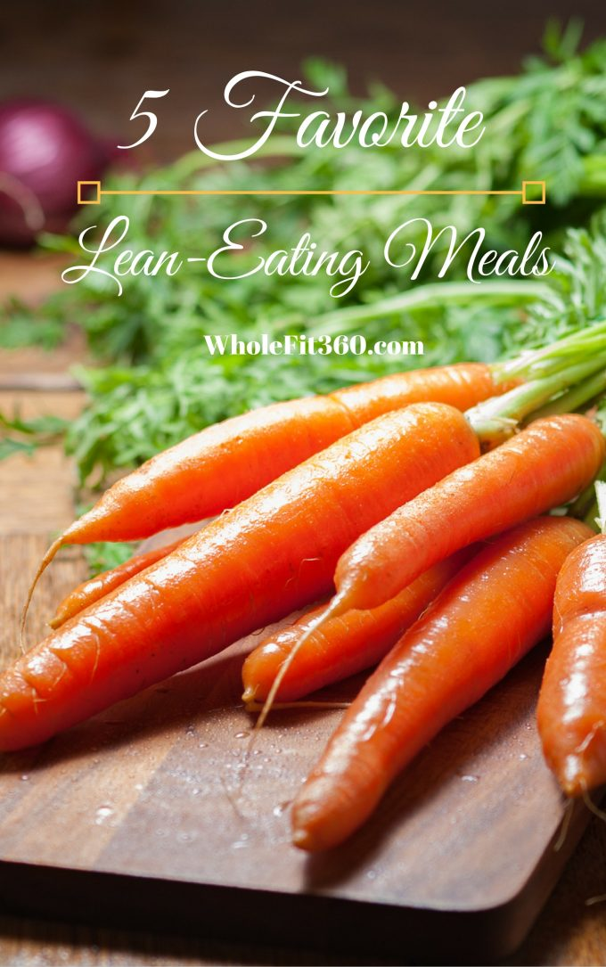 Lean Eating ebook cover
