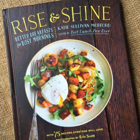 Rise and Shine cookbook