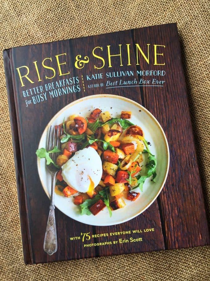 Rise and Shine cookbook
