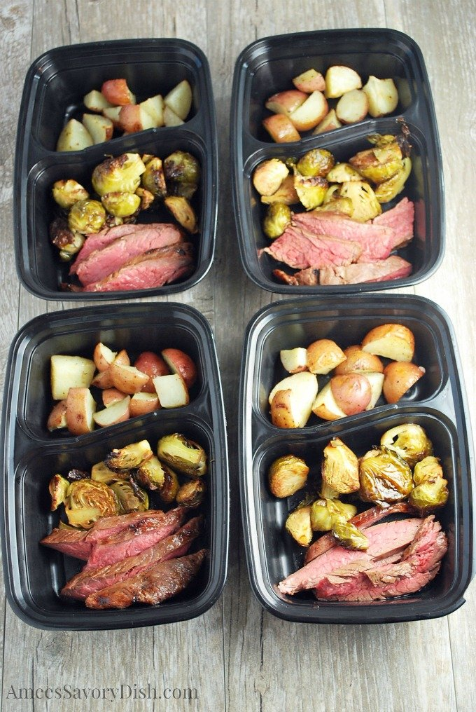 Best Flank Steak meal prep 2 watermark