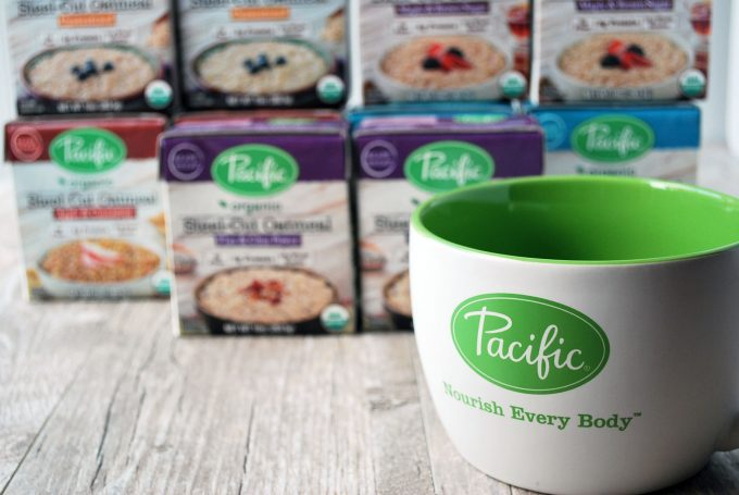 Pacific Foods Oatmeal