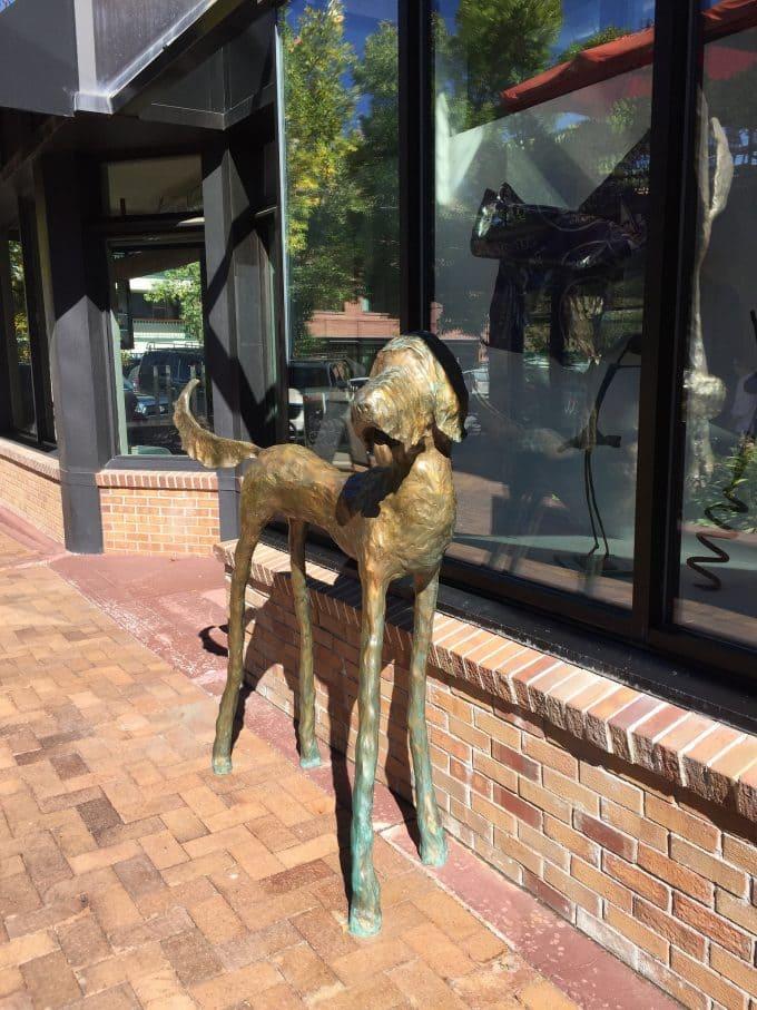 Aspen sculpture