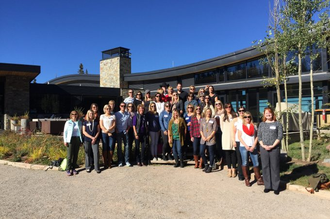 Live Well 2016 group photo