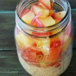 Cinnamon Apple Oats