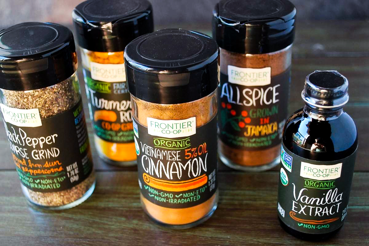 Frontier spice products