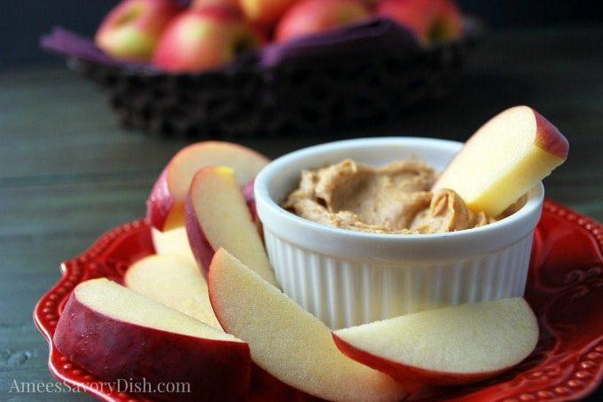 Peanut Butter Protein Dip