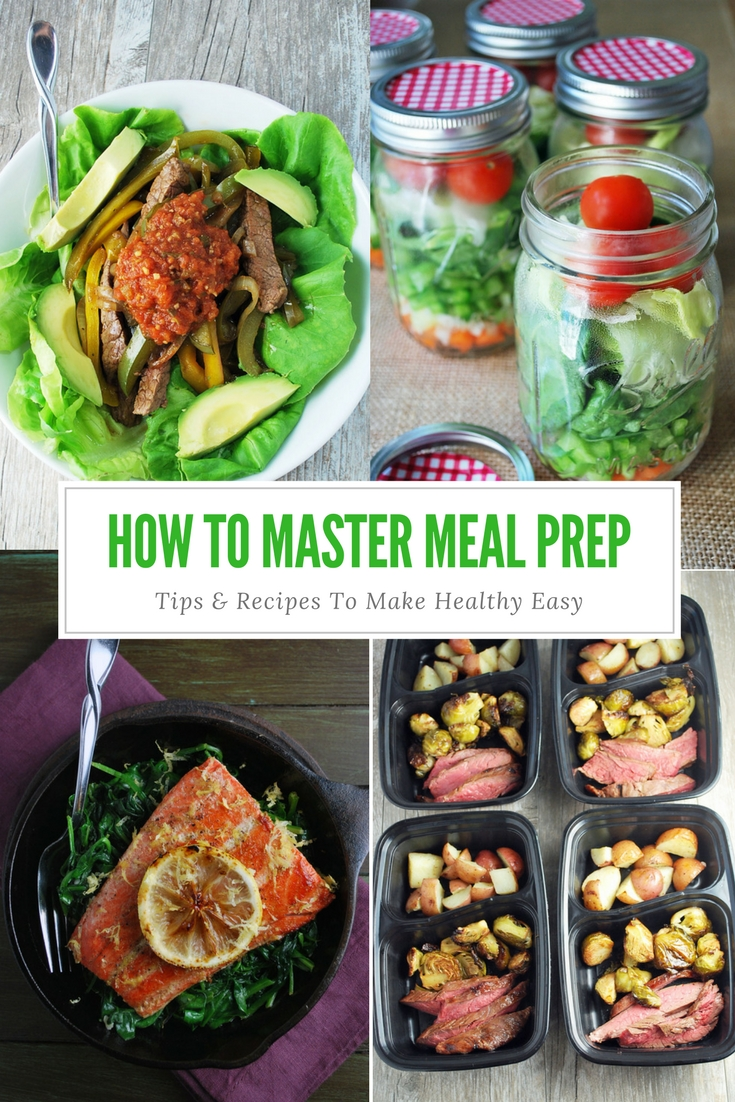 Master Meal Prep