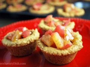PB Apple Tartlets