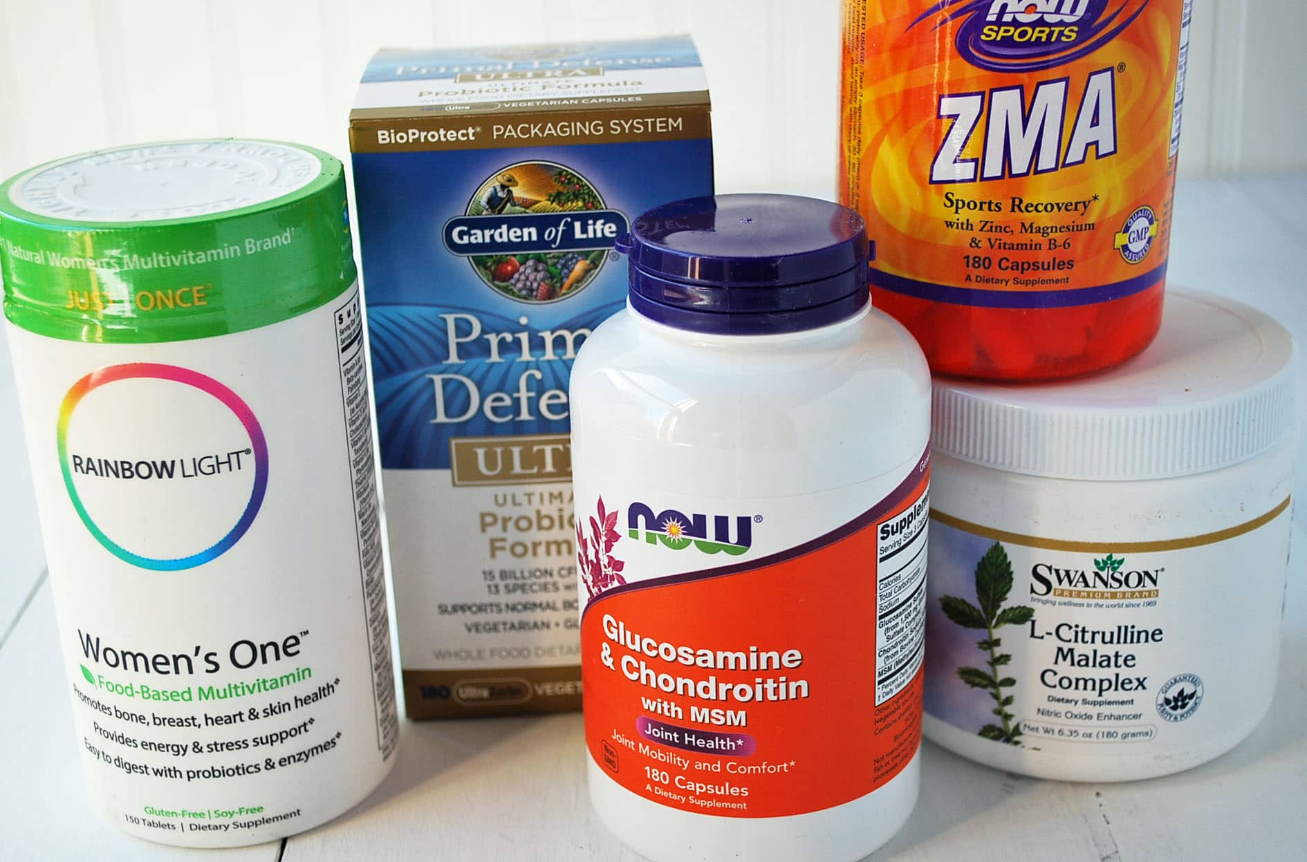 favorite supplements for new years goals