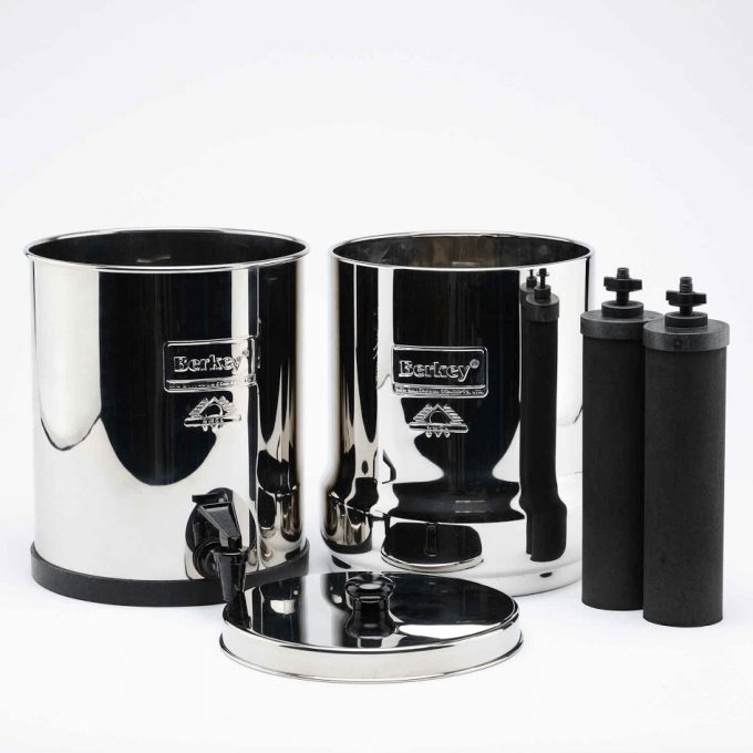 Parts to the Berkey water filter