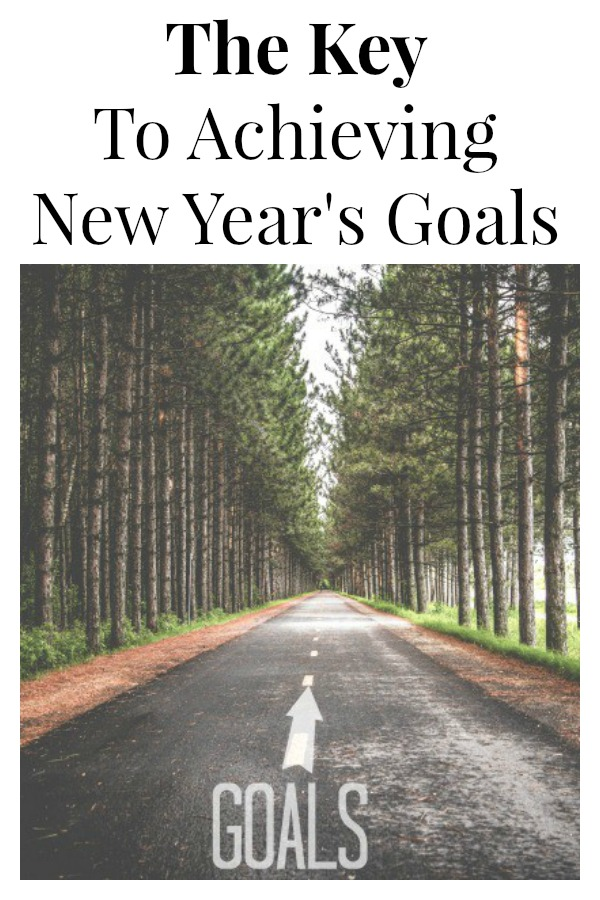 The key to achieving New Year's health goals might be easier than you think.