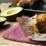 Avocado Pumpkin Muffins recipe