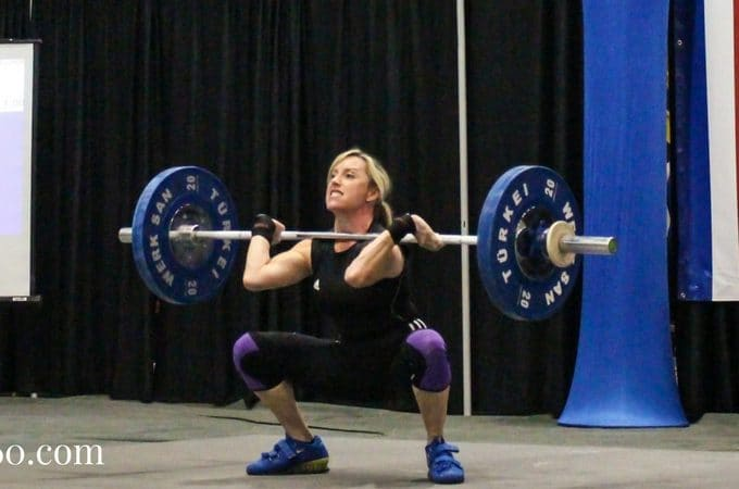 Olympic Weightlifting National Masters Competition