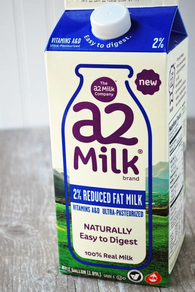 a2 milk for Key Lime Pie Smoothie